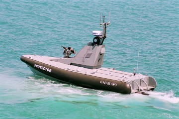 Unmanned Boat
