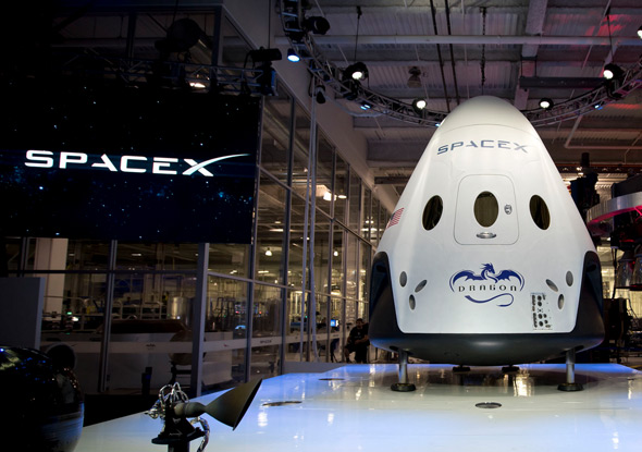 spacex drag
