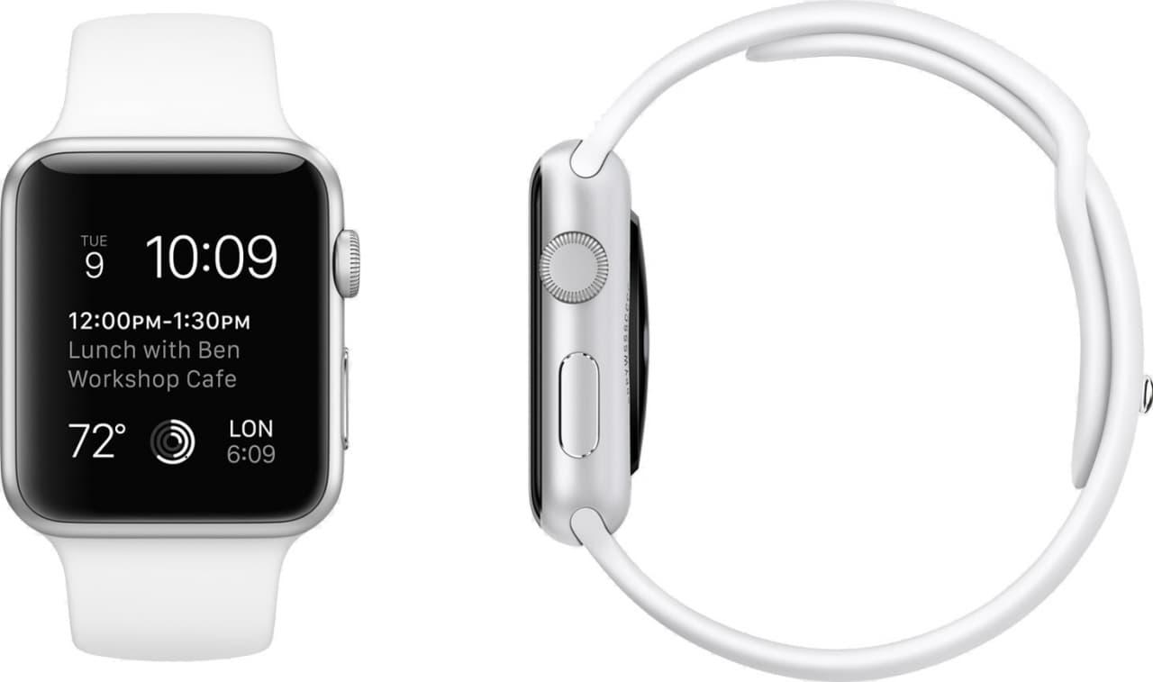 Apple Watch 38mm Silver