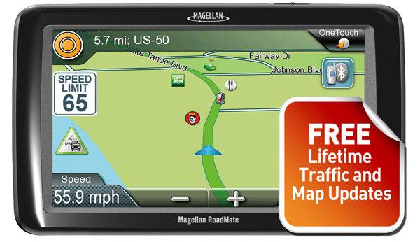 Magellan RoadMate GPS All In One