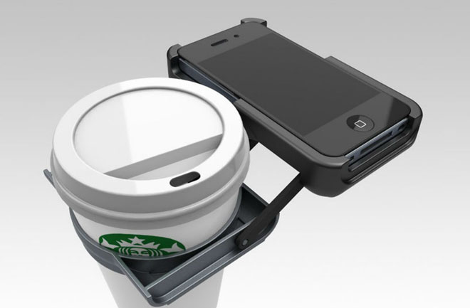 iPhone Cupholder Case